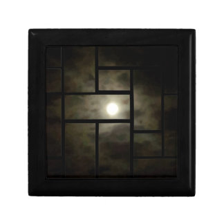 The Moon Small Square Gift Box