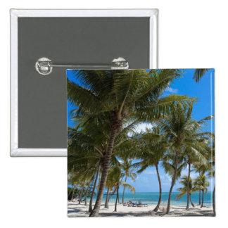 The Moorings Resort, Marathon, Key West, 15 Cm Square Badge