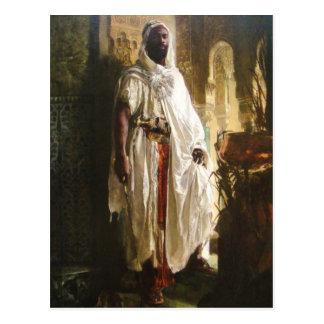 The Moorish Chief Postcard