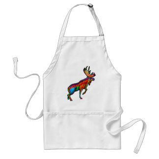 THE MOOSE STRIDE STANDARD APRON
