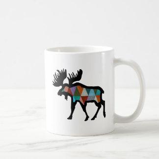 THE MOOSE STRONG COFFEE MUG