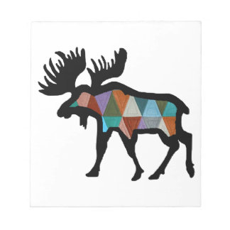 THE MOOSE STRONG NOTEPADS