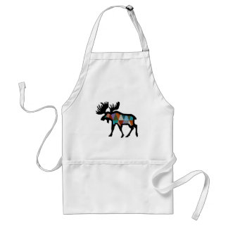 THE MOOSE STRONG STANDARD APRON