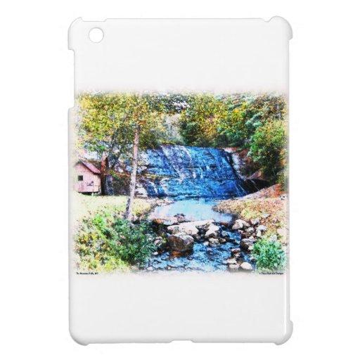 The Moravian Falls NC iPad Mini Cases