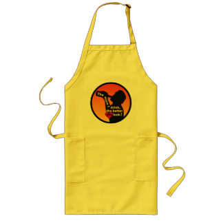 The More I Drink apron - choose style & color