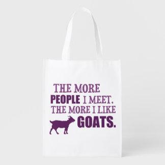 The More I Like Goats