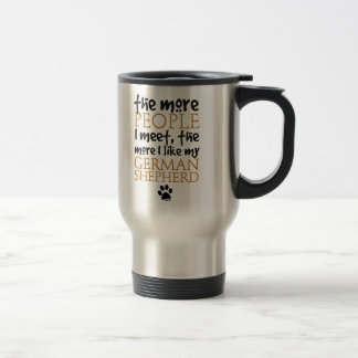 The More People I Meet ... Mugs