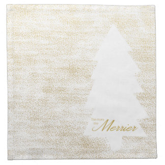 The More The Merrier 12x12 Cloth Napkins