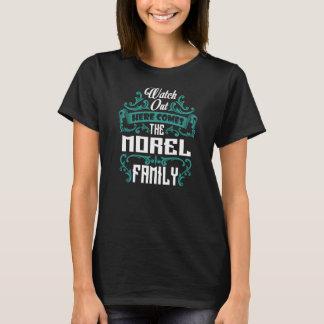 The MOREL Family. Gift Birthday T-Shirt