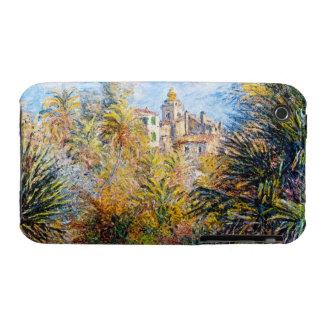 The Moreno Garden at Bordighera, 1884 Claude Monet iPhone 3 Cases