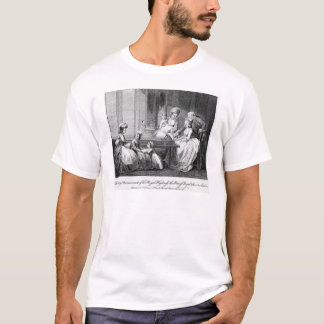 The Morning Amusements of the Royal Family T-Shirt