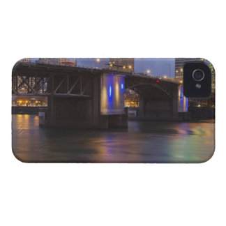 The Morrison bridge over the Willamette river iPhone 4 Case-Mate Case