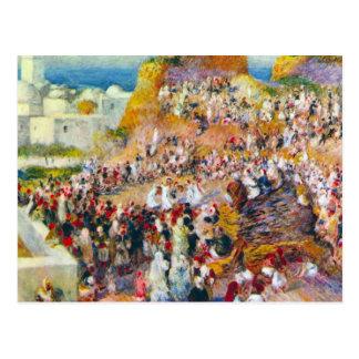 The mosque (Arabian Fest) by Pierre Renoir Postcard