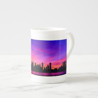 The Most Beautiful Sunset Tea Cup