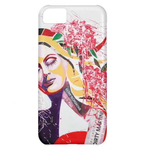 The most elegant cover , iphone 5 case for girls.