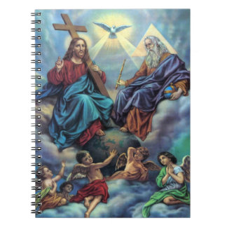 The Most Holy Trinity Notebook