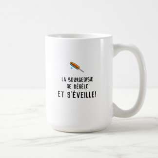 The most not thawed out limps Quebec humour Coffee Mug