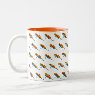 The most not thawed out limps Quebec humour Two-Tone Coffee Mug