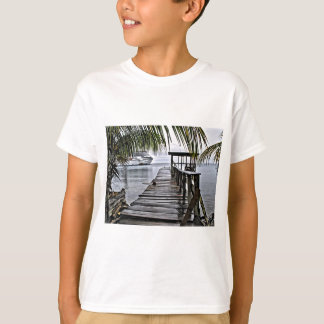 The most relaxing dock T-Shirt