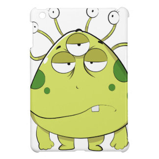 The Most Ugly Alien Ever iPad Mini Cover