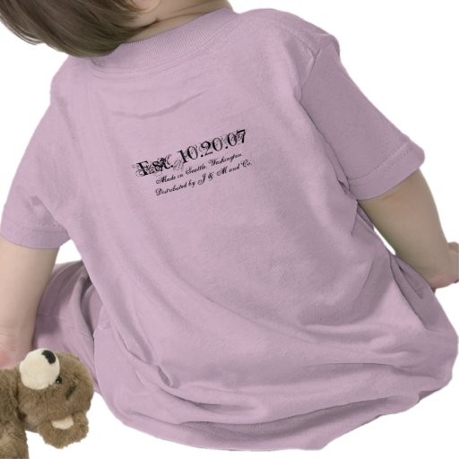 The Most Valuable Vintage - Baby Birthday Tee