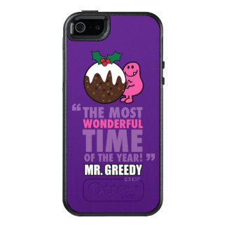 The Most Wonderful Time OtterBox iPhone 5/5s/SE Case