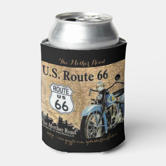 """The Mother Road"" Can Cooler"
