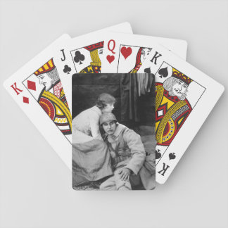 The Motion Picture - A Win-The_war image Playing Cards
