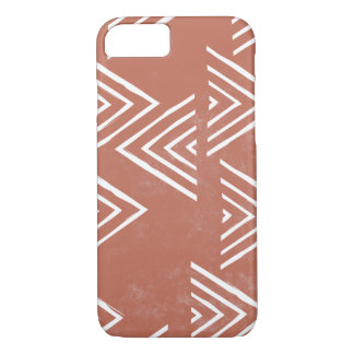 The Mountain Top Phone Case - Rust