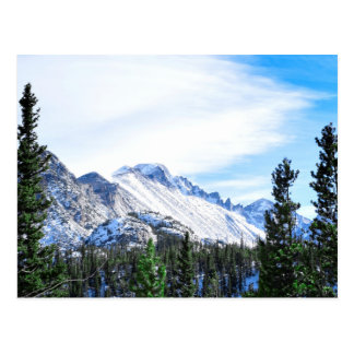 The Mountains Are Calling - Colorado Postcard