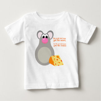 The Mouse And The Cheese Kids Tee