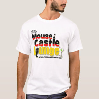 The Mouse Castle Lounge Men's Basic Tee