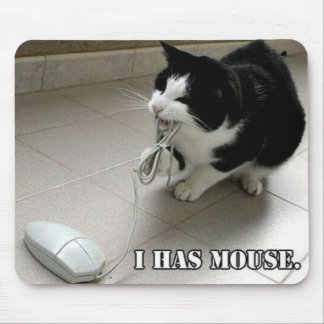 The Mouse Mouse Pad