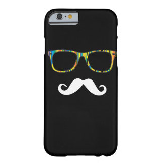 The Moustache Hipster Barely There iPhone 6 Case