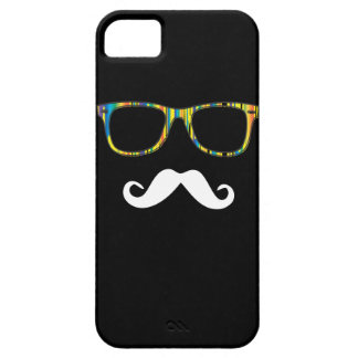 The Moustache Hipster iPhone 5 Cover