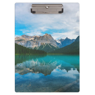 The Moutains and Blue Water Clipboard
