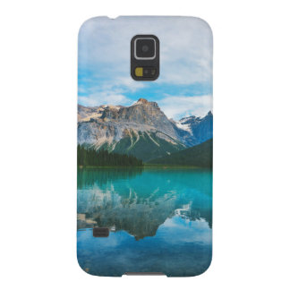 The Moutains and Blue Water Galaxy S5 Cover
