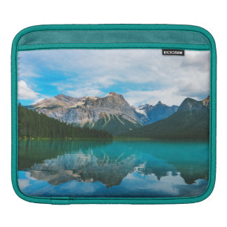 The Moutains and Blue Water iPad Sleeve