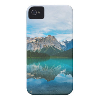 The Moutains and Blue Water iPhone 4 Case