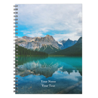 The Moutains and Blue Water Notebook