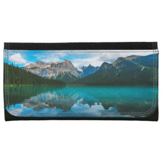 The Moutains and Blue Water Women's Wallet