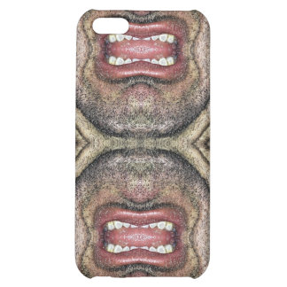 The Mouth Pattern Case For iPhone 5C