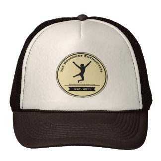 The Movement Enthusiasts Trucker Hat Brown