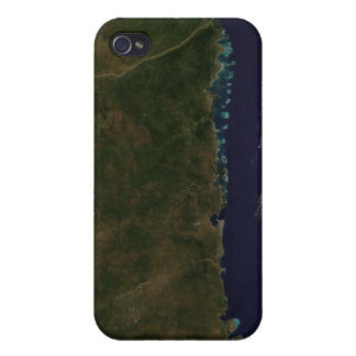 The Mozambique coast Cover For iPhone 4