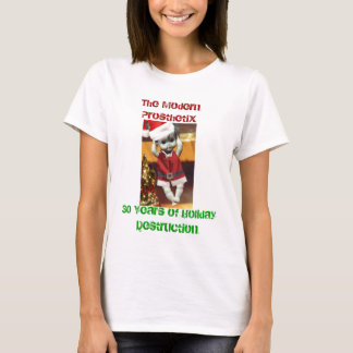 The MPs 30th Anniversary Christmas Collection T-Shirt