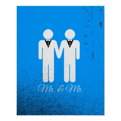 THE MR. AND MR. POSTER