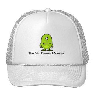 The Mr. Funny Monster Mesh Hat