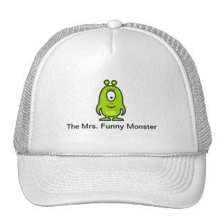 The Mrs. Funny Monster Cap
