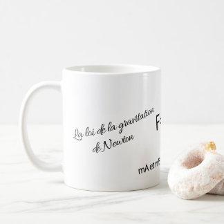"""The mug """"Newton """""""