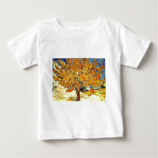 The Mulberry Tree, Vincent Van Gogh Baby T-Shirt